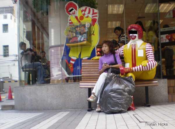 les fast food en voyage, un don du ciel