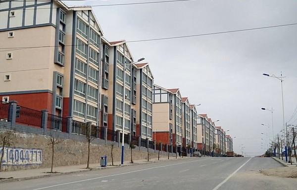 Lanzhou New Town