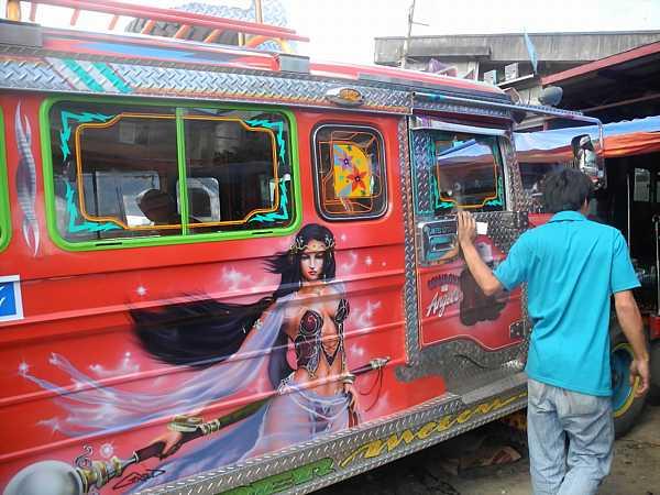 Philippines Jeepney 12