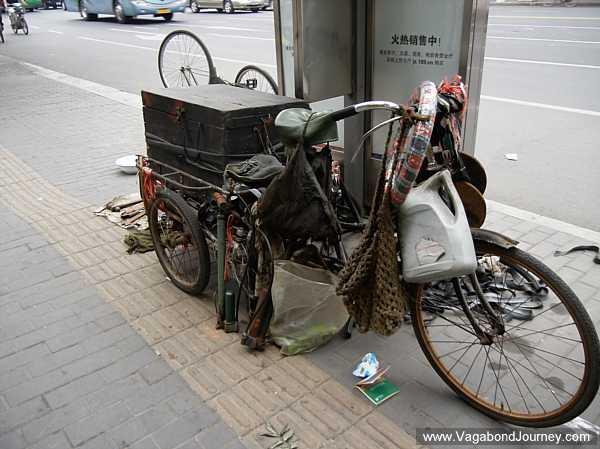 Cheap Tire Places >> I Get My Bicycle Fixed For 45 Cents, China Still Dirt Cheap For The Basics