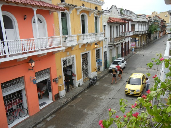 Woman in Cartagena