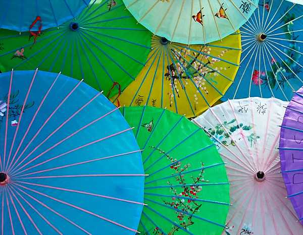 chinese-umbrellas