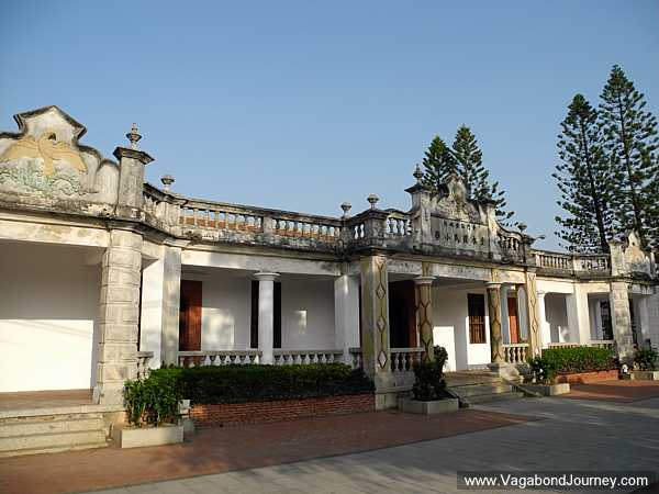Old western style houses on kinmen island taiwan for Western style houses