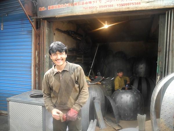flat bread oven Xinjiang