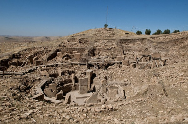 Les fouilles de Göbekli Tepe