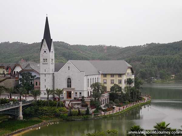 Hallstatt, China