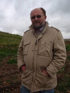 L'archéologue Klaus Schmidt