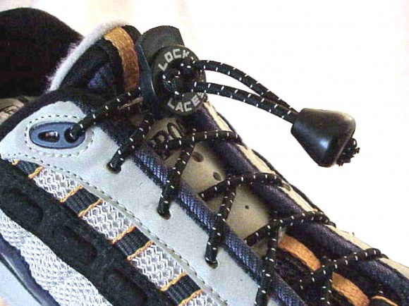 Bungee Cord Shoelaces Travel Gear Tip