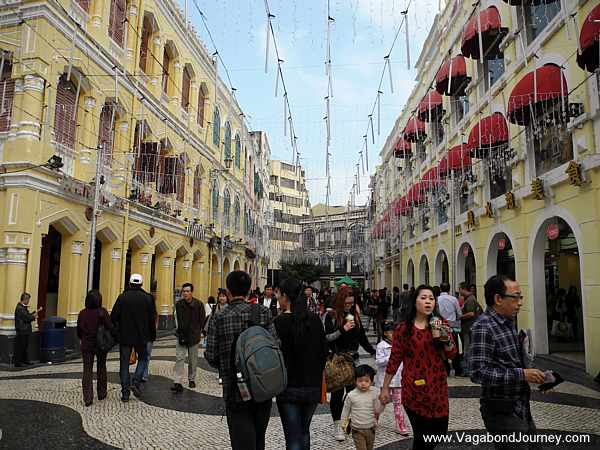Post image for Macau: Welcome To The Most Crowded City On Earth