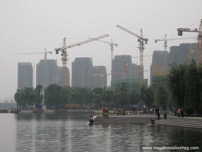 From Farm To City: Check Out Changsha's Meixi Lake Before The Skyscrapers