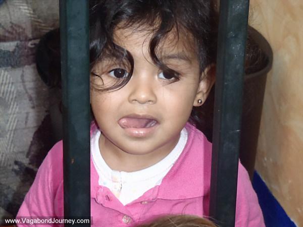 ears pierced at birth for latin american girls