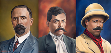mexican-revolutionary-leaders