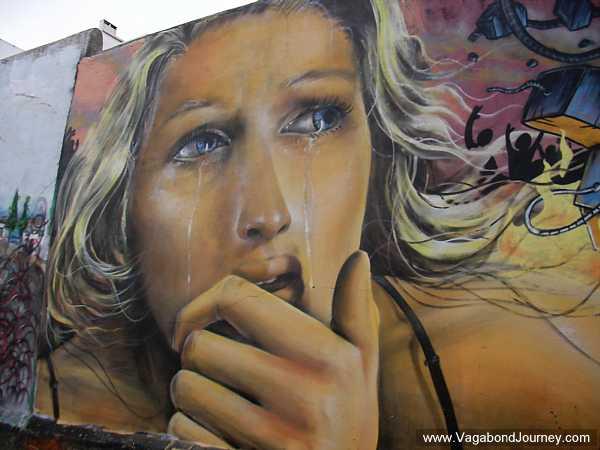 Odeith's graffiti