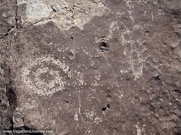 Petroglyphs In Arizona