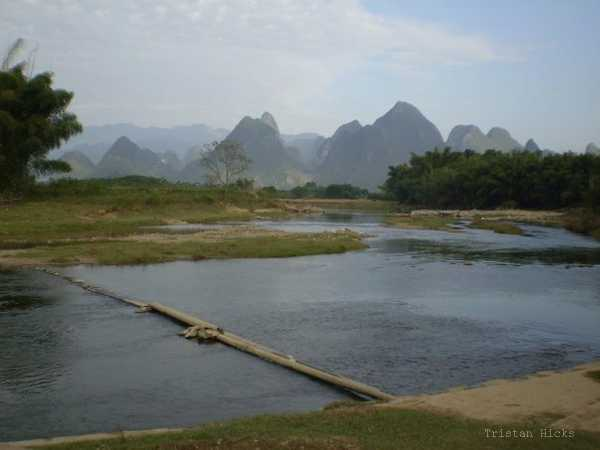 Li River Footbridge, Xingping, Yangshuo