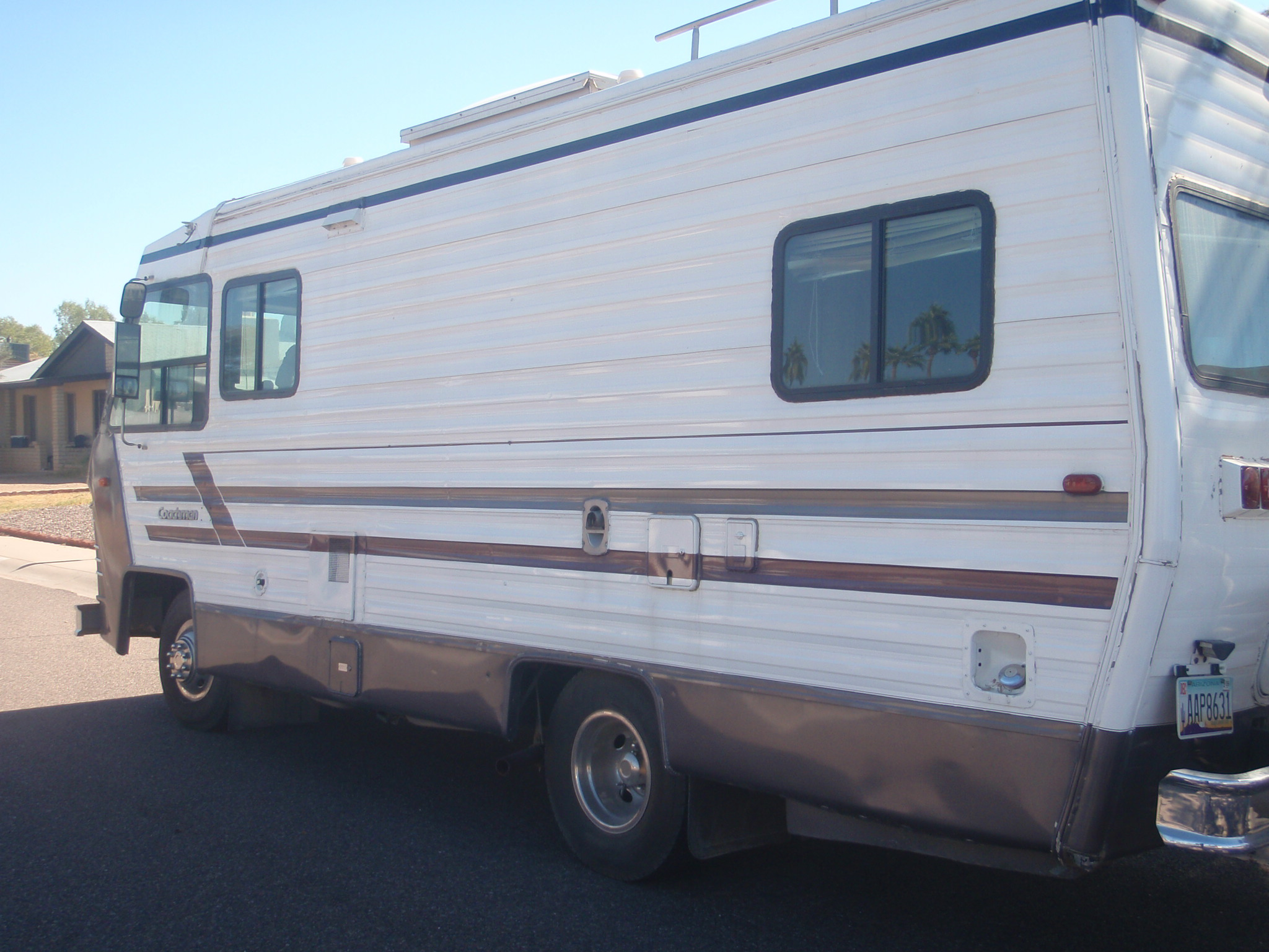 Simple 2003 Tiffin RV Zephyr For Sale In Mesa AZ 85207  K21637  RVUSAcom