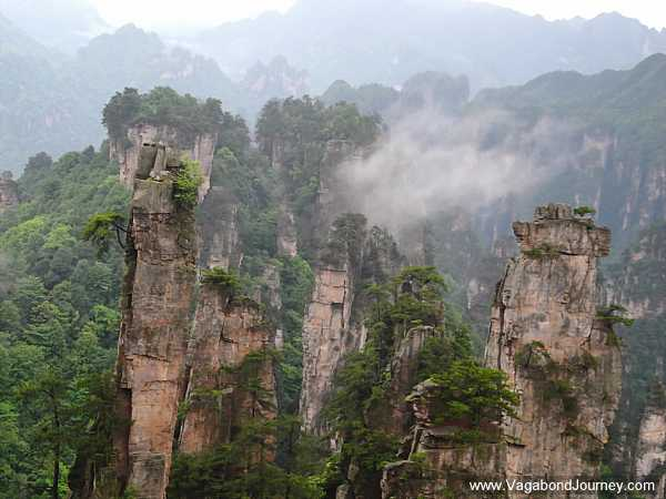 scenry-china-mountains