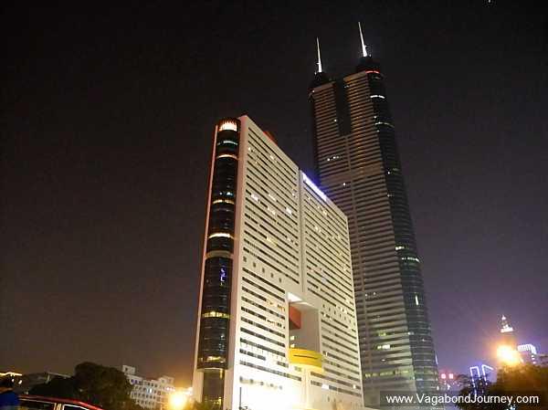 shenzhen-skyscraper