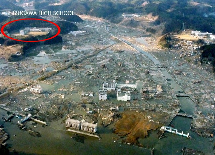 essay on japan tsunami and earthquake