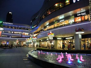 shopping mall china