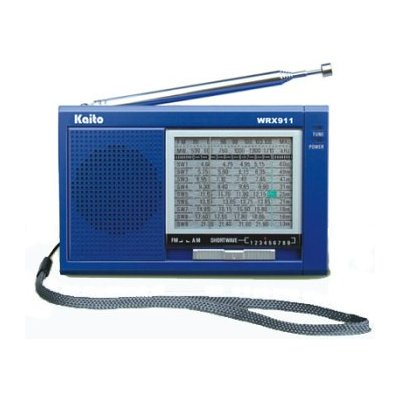 Why You Should Have a Shortwave Radio When Traveling Abroad post image