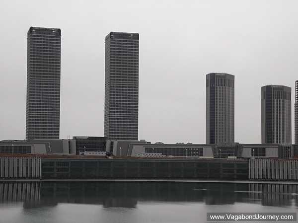 skyscrapers-ordos