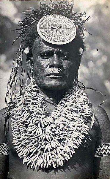 Clothing In Solomon Islands