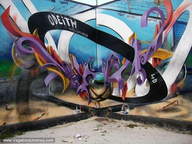 3d, street art,  graffiti, sidewalk, mural, murals