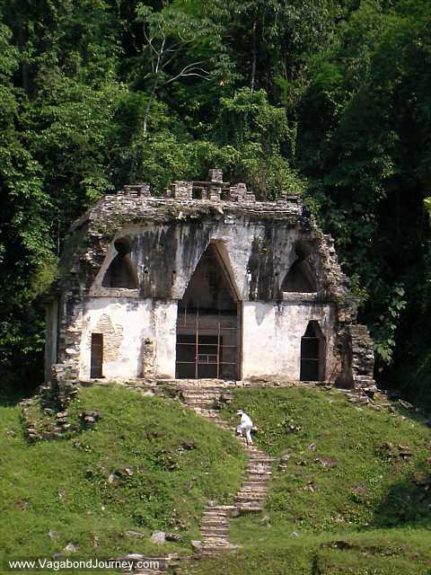 ancient mayan city