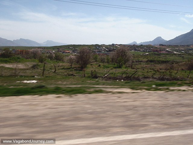 countryside in iraqi kurdistan