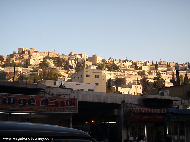 apartment buildings in amman, jordan