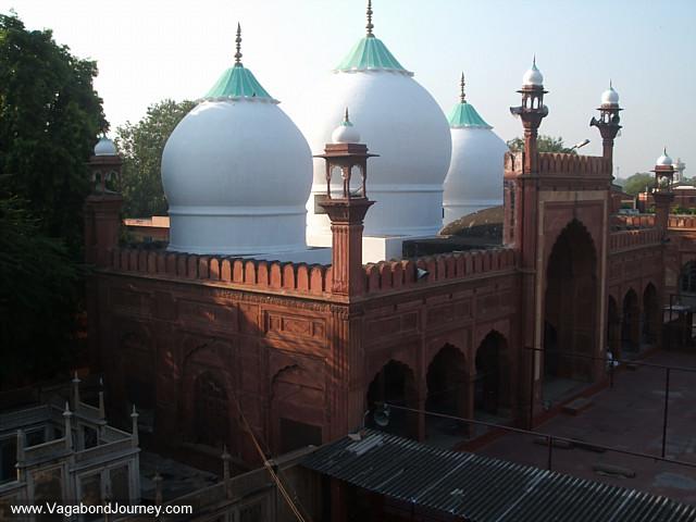 islamic architecture in india