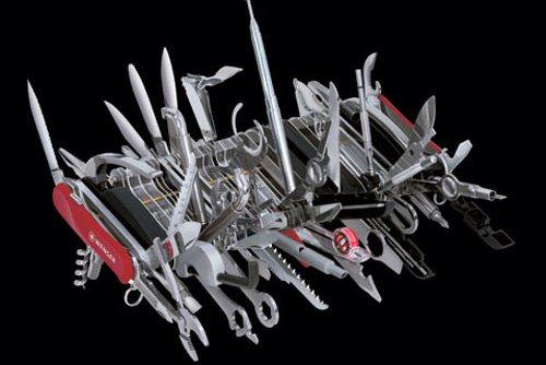 Swiss Army Knife Debate