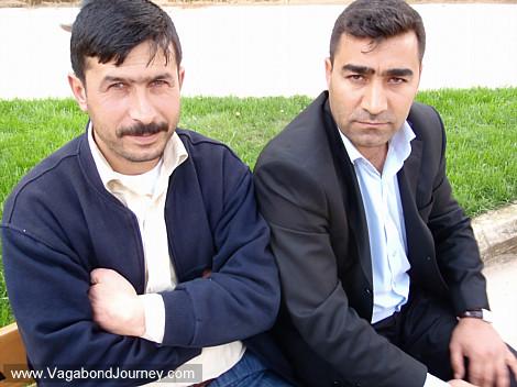 Sexy kurdish men