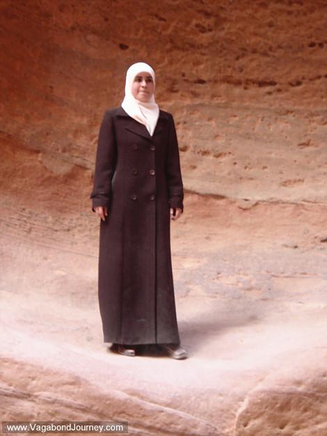 Jordan, Irbid, women, clothing