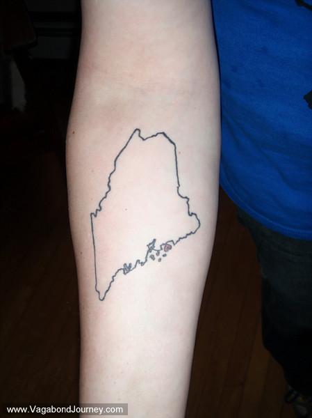 State Tattoos Via