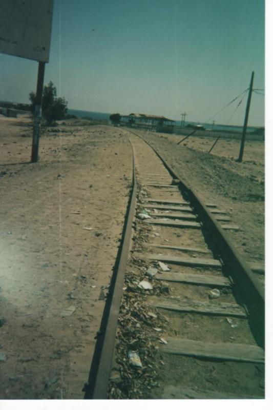 Atacama Desert, Chile, 2001