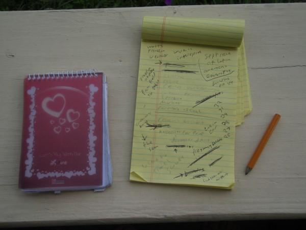 Travel Writing Gear