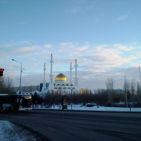 Astana mosque