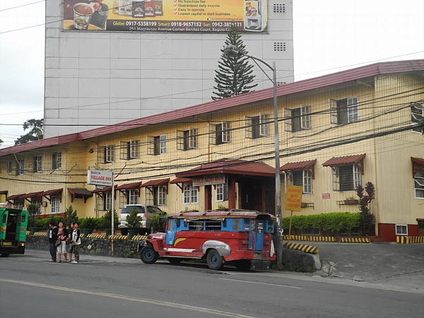 The Baguio Village Inn.