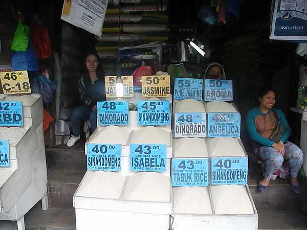 Baguio city market Philippines 10