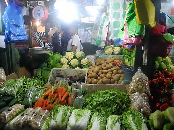 Baguio city market Philippines 7
