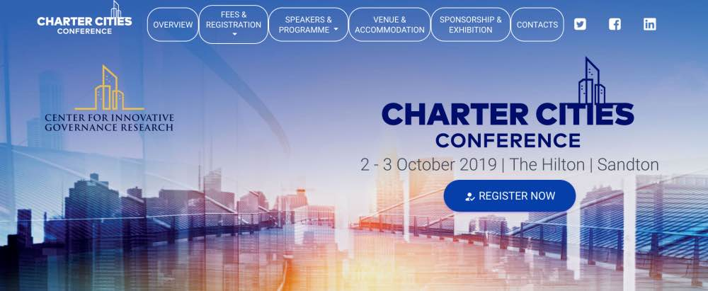 Charter Cities Conference