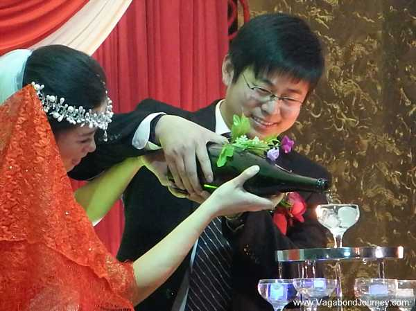 Wedding in China