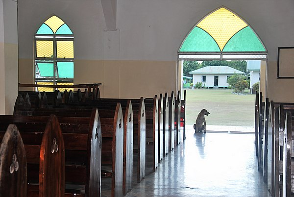Fiji Church