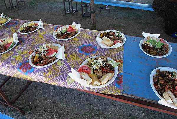 Fiji feast