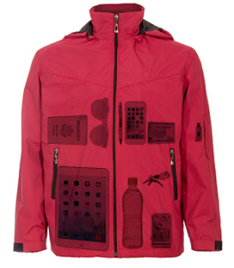 Global travel clothing jacket 2