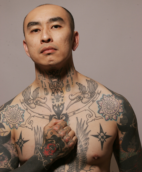 Marc pinto perth australia tattoo artist for Best tattoo artists in the southeast