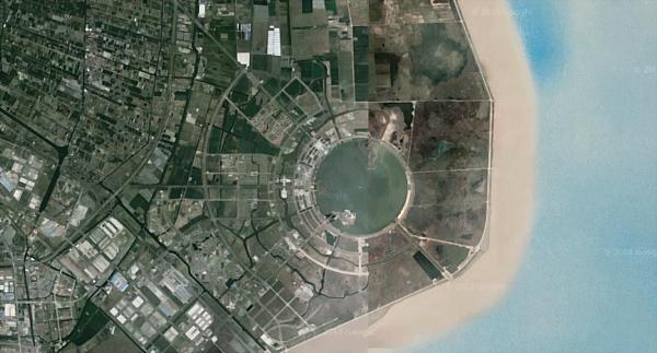 Nanhui map_DCE
