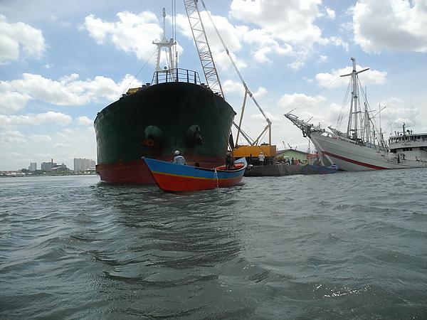 Old port Jakarta Sunda Kelapa (2)